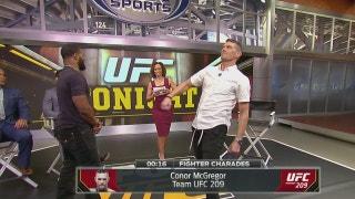 Stephen 'Wonderboy' Thompson does his best Conor McGregor impression | UFC TONIGHT