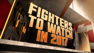 UFC fighters to watch in 2017 - Cormier and Florian debate | UFC TONIGHT