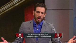 Everyone wants to see Conor McGregor vs. Floyd Mayweather Jr. | UFC TONIGHT