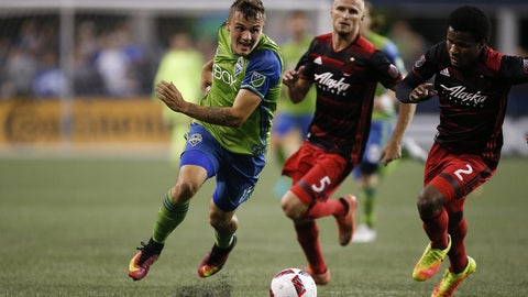 May 27: Seattle Sounders vs. Portland Timbers