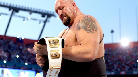 The Big Show in 2012