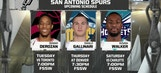 Spurs Live: Upcoming schedule