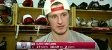 Jared McCann on being back in the fold with the Panthers