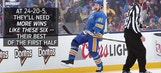 Six best Blues wins of the season's first half