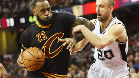 Skip: LeBron's criticism is going to affect his teammates' confidence