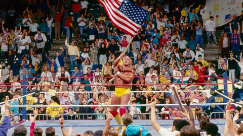 Hulk Hogan - 27 eliminations