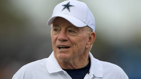 Shannon: Jerry Jones would rather risk failure with Romo than to win with Prescott