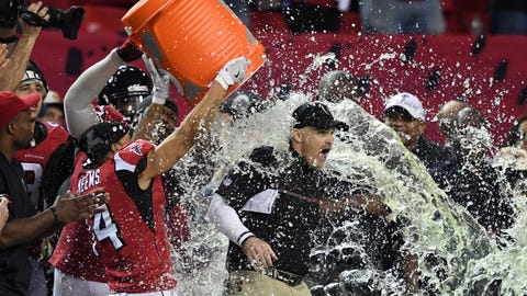 Most fans don't seem to know who Atlanta Falcons coach Dan Quinn is