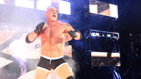 Fox Sports: So heading into an event like this, what's an average week in the gym like for Goldberg?