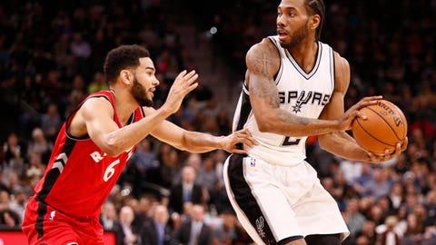 Kawhi Leonard - Spurs