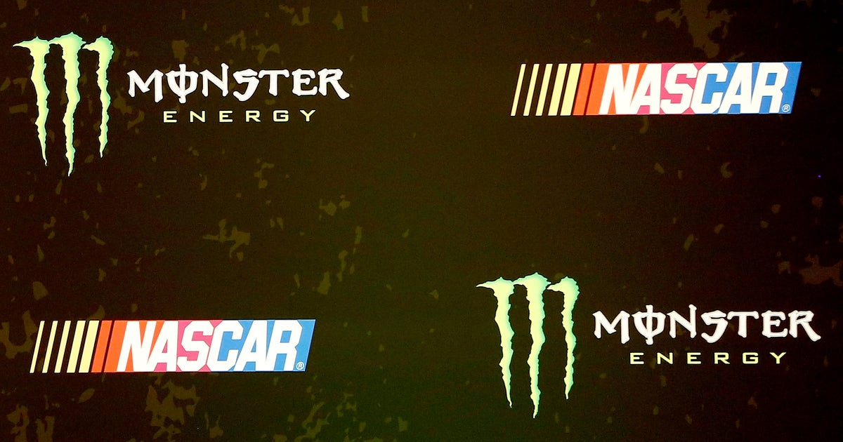Nascar Monster Energy To Replace Drivers Names On Front