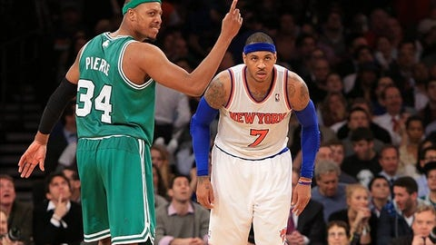 Cavs Not Interested In Carmelo Anthony