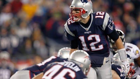 Shannon: We grade Tom Brady on a curve