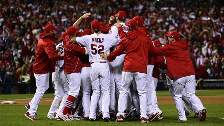 St. Louis Cardinals: Wild Card Competition in 2017