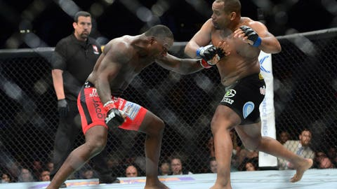 Daniel Cormier vs. Anthony Johnson 2 (UFC 210 Main Card -- 10PM/7PM ET/PT, live on PPV)