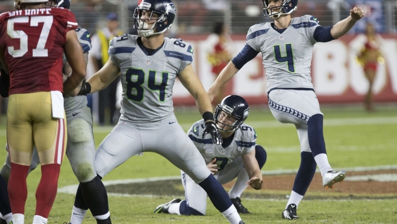 Seahawks: A complete list of all pending free agents