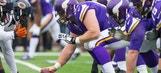 PFF ranks Minnesota Vikings offensive line 29th for 2016 season