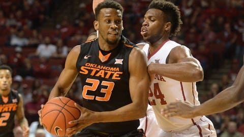 Oklahoma State wins at Oklahoma for 1st time since 2004