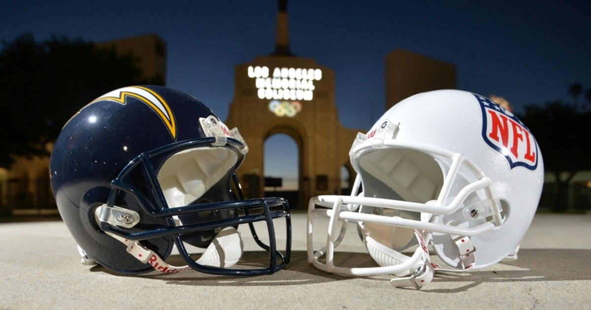 San Diego Chargers Expected to Relocate to Los Angeles