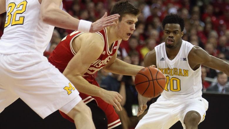 Wisconsin Basketball: Badgers look to stay atop Big Ten versus Michigan