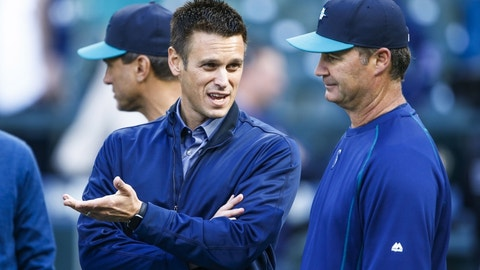 Mariners: How quickly they can gel?