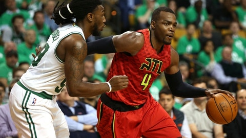 Frontcourt: Paul Millsap, Atlanta Hawks