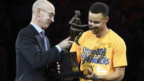 T-24. Stephen Curry, Golden State Warriors ($11.9 million)