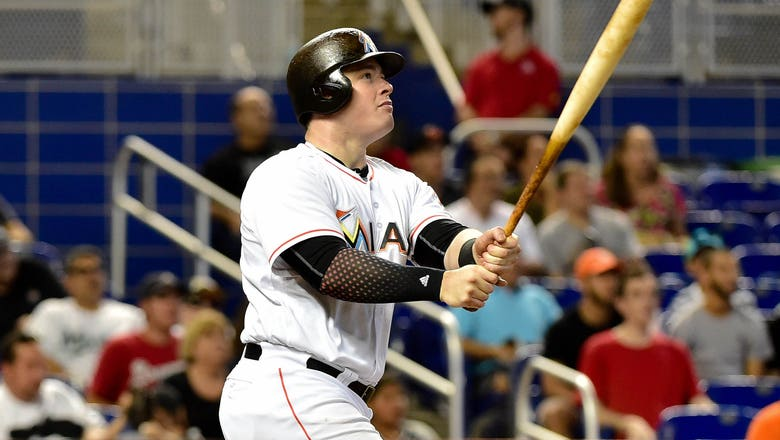 Miami Marlins: Time to Let Justin Bour Take Over at First