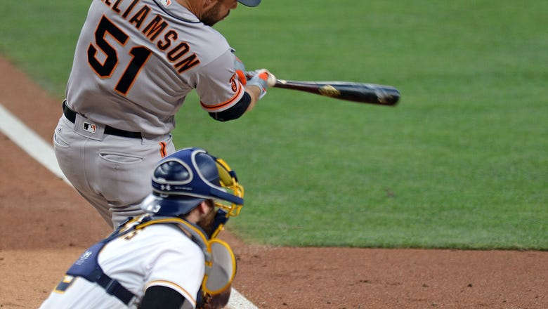San Francisco Giants: Is There Hope with Mac Williamson?