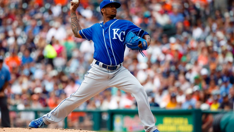 Detroit Tigers: Looking Back at Yordano Ventura's Time with the Royals