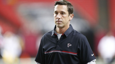 Now: Shanahan with the Falcons