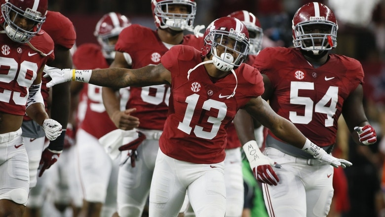 Alabama Football Welcomes 12 Early Enrollees