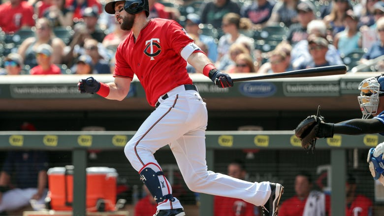 Cincinnati Reds What If - What would happen if the Reds signed Trevor Plouffe?
