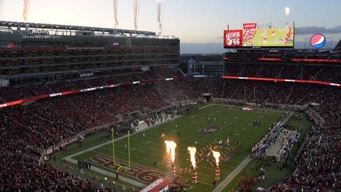 Tennessee Titans: Levi's Stadium (49ers)