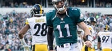 Carson Wentz named finalist for NFL Rookie of the Year