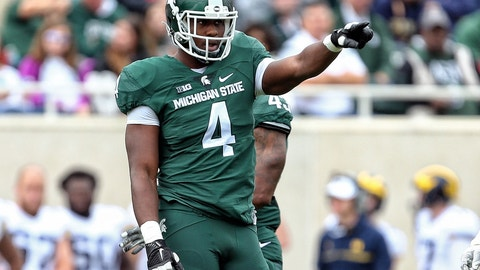 43. Philadelphia Eagles: Malik McDowell, DT, Michigan State