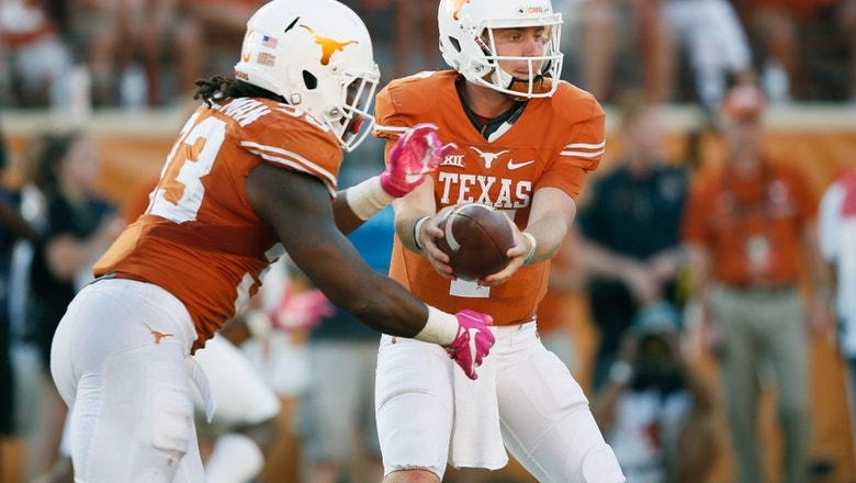 Texas Football: Early Enrollees Could Push for QB & RB Spots