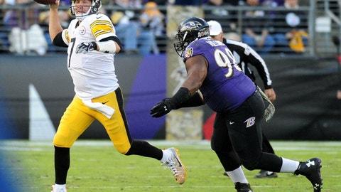 DT Brandon Williams (Ravens)
