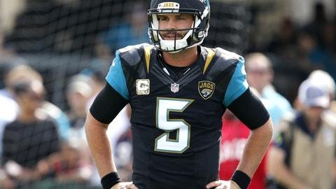 December 10: Seattle Seahawks at Jacksonville Jaguars, 1 p.m. ET