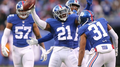 Landon Collins, S, New York Giants (2nd round, 2014)