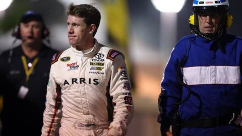 Carl Edwards, zero championships