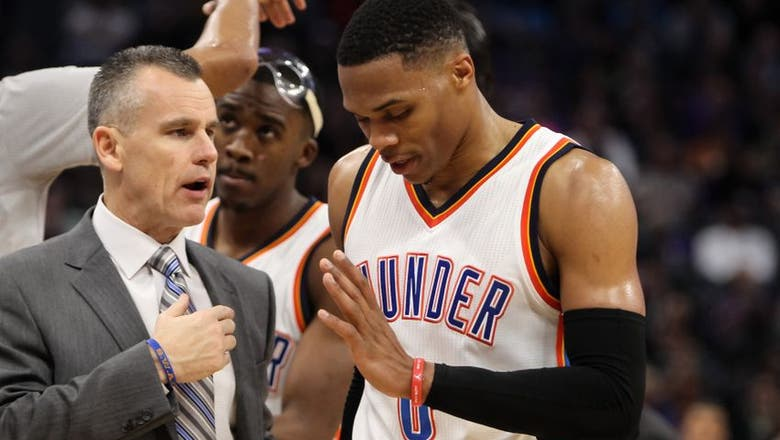 What the four-day layoff means for the Oklahoma City Thunder