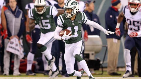 October 15: New England Patriots at New York Jets, 1p.m. ET