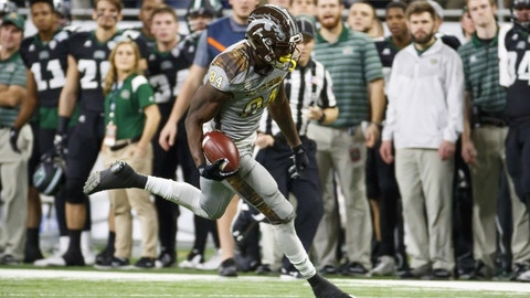 Corey Davis Suffers Ankle Injury, Could Miss NFL Scouting Combine