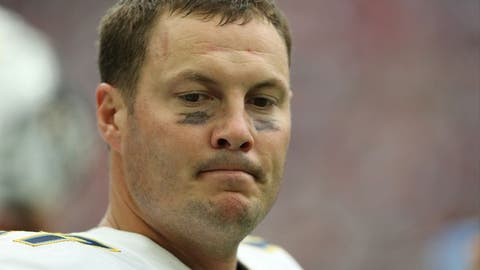 NFL (active): Philip Rivers