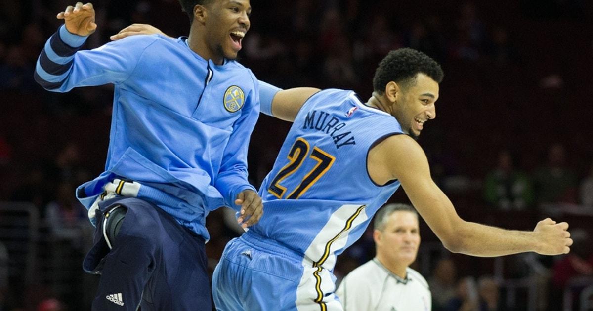 Malik Beasley's London DelightAmazing Man - Basketball - Denver Nuggets - England - Indiana Pacers - London - National Basketball Association - NBA - NBA Development League - Sioux Falls Skyforce