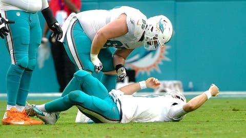Miami Dolphins: QB Ryan Tannehill