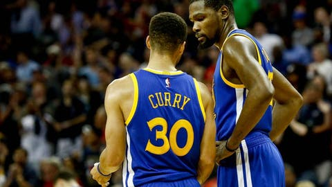 Nick: People are just assuming Durant makes Golden State better