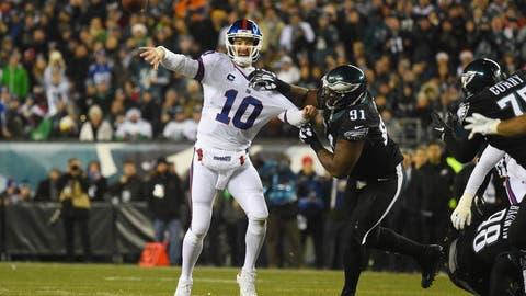 September 24: New York Giants at Philadelphia Eagles, 1 p.m. ET