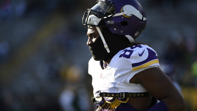 Cordarrelle Patterson: 'Everybody wants to see Green Bay on top'